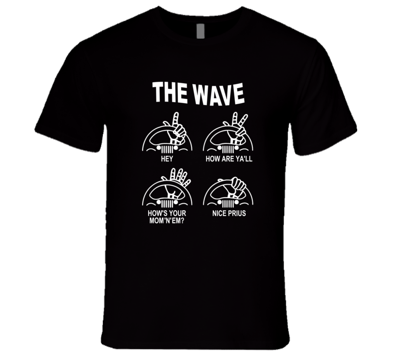 The Wave T Shirt
