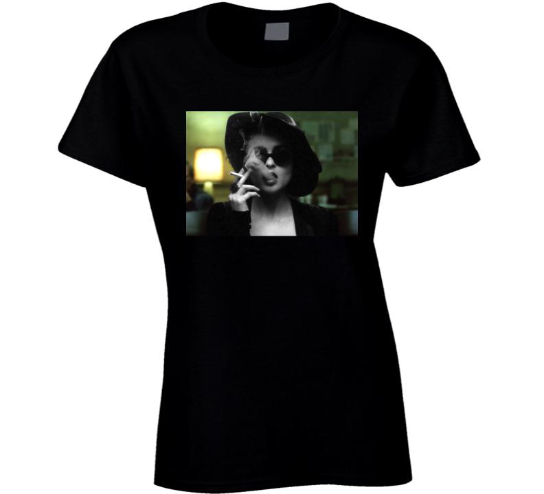 The Royals Fan Margaret Smoking Ladies T Shirt
