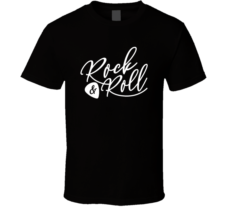 Rock & Roll T Shirt
