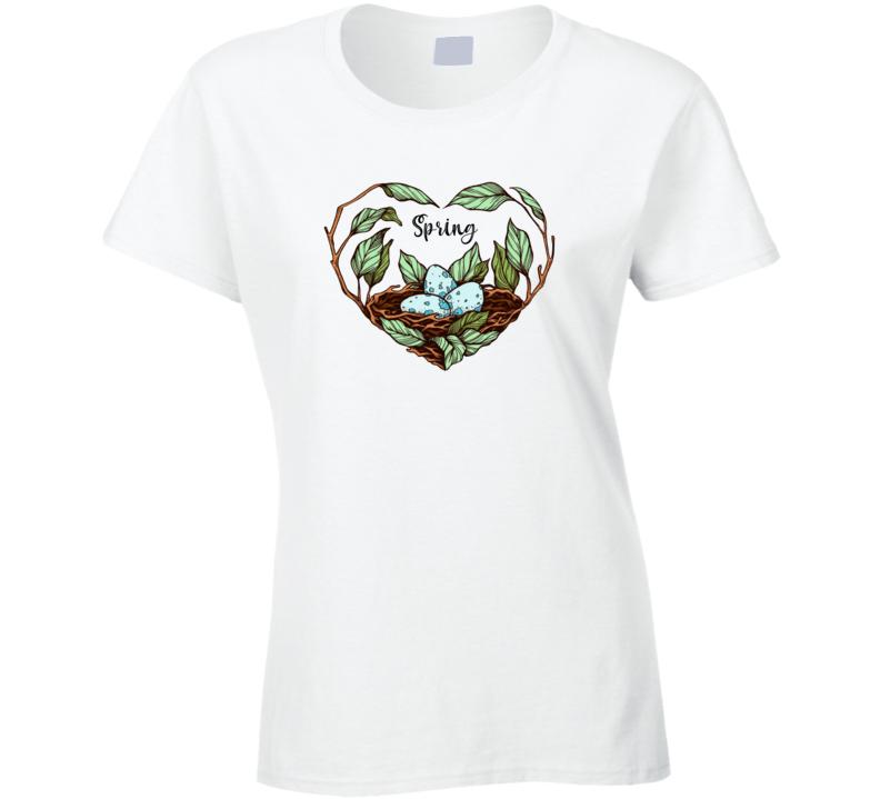 Spring Ladies T Shirt
