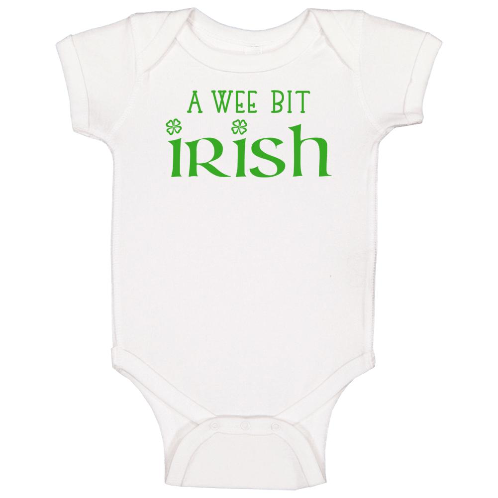 A Wee Bit Irish Baby One Piece