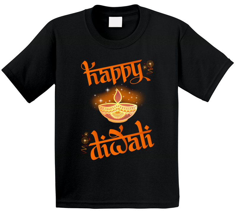 Happy Diwali T Shirt