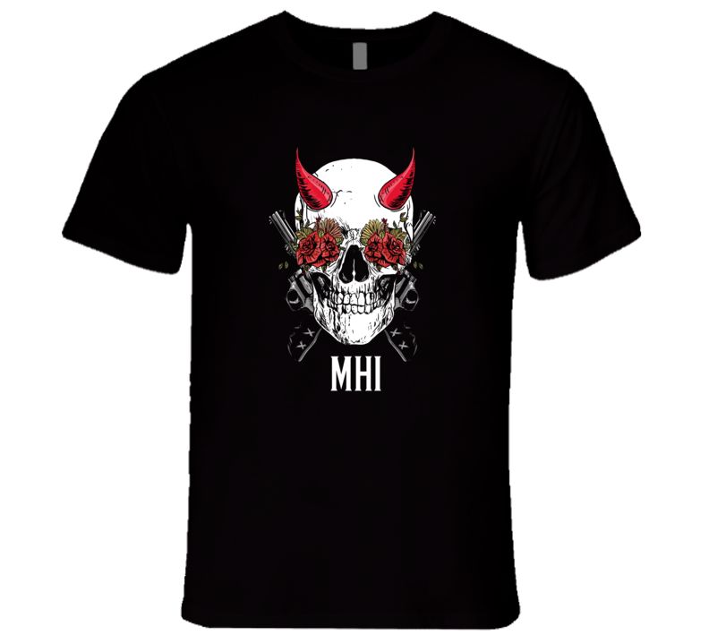Mhi Mad Hatter Industries T Shirt