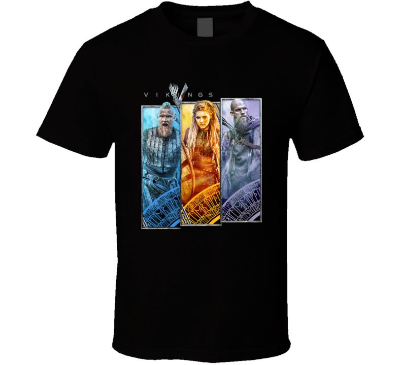 Vikings Fan T Shirt