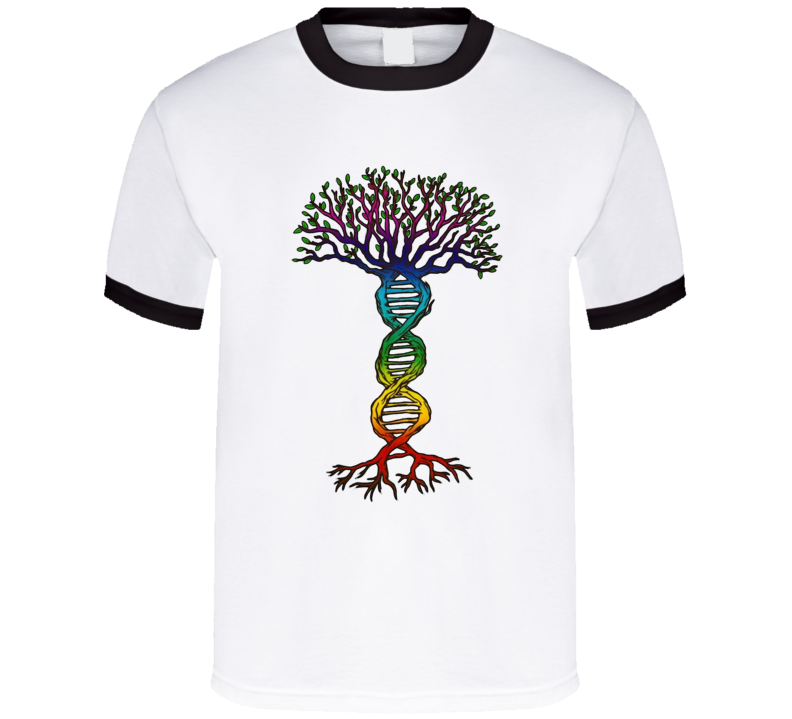 Pride It's In My Dna T Shirt