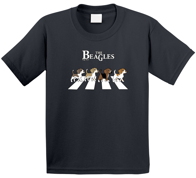 The Beagles T Shirt