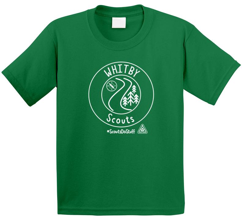Whitby Scouts #scoutsdostuff T Shirt