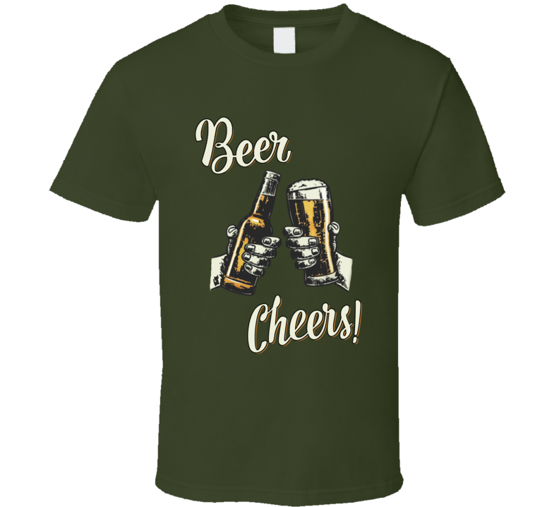 Beer Cheers! T Shirt