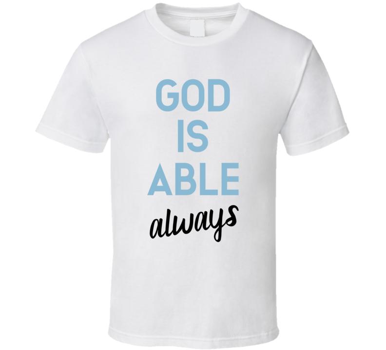 "T.a. ""b"" Front T Shirt"