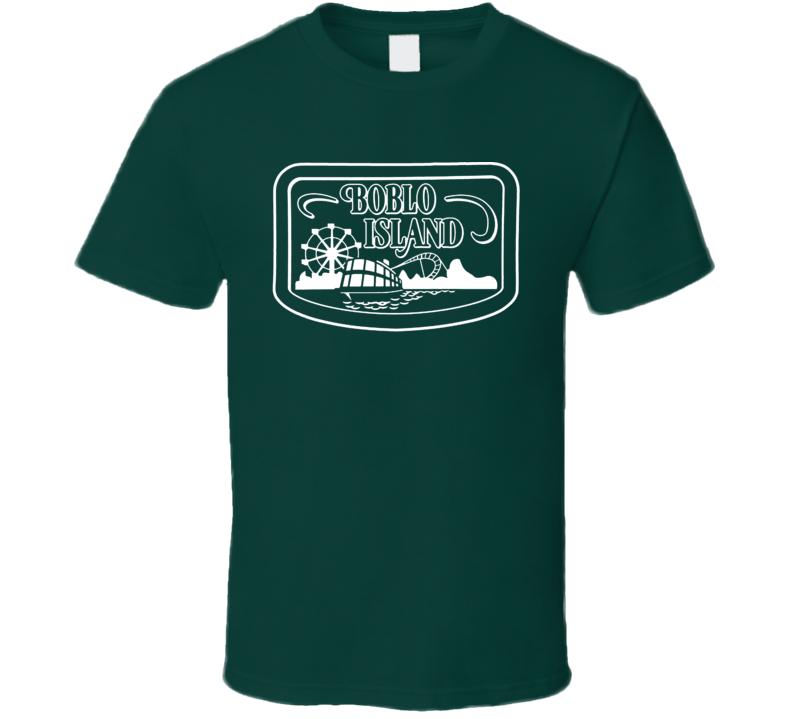 Boblo Island Amusement Park Retro Fan T Shirt