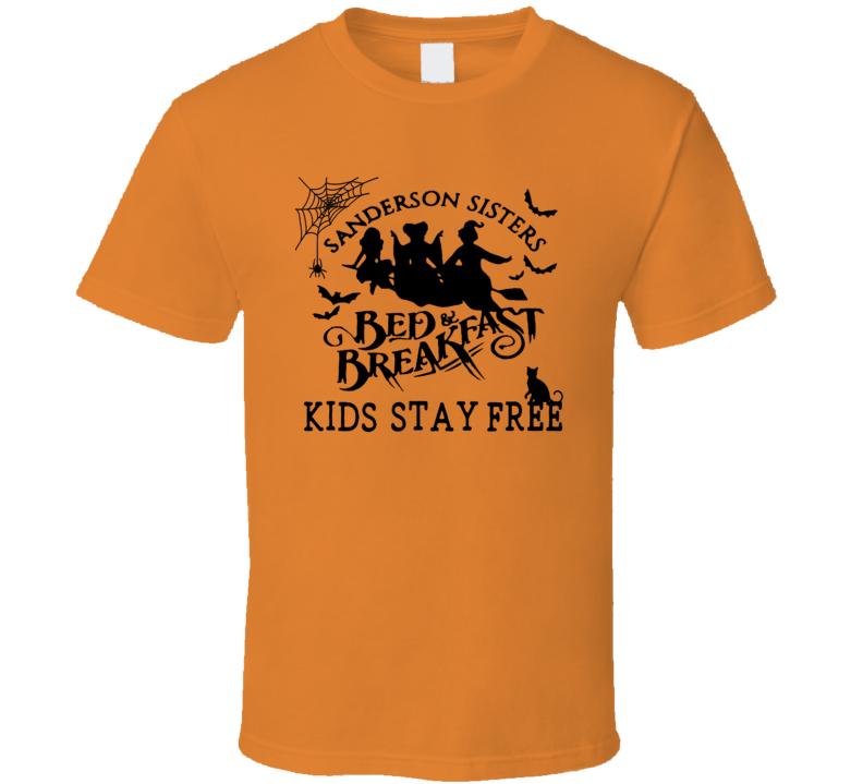 Sanderson Sister Bed & Breakfast T Shirt