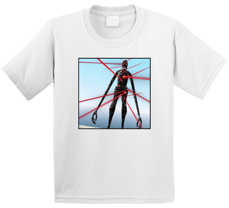 The Giant With Red Dots Insane Fan T Shirt