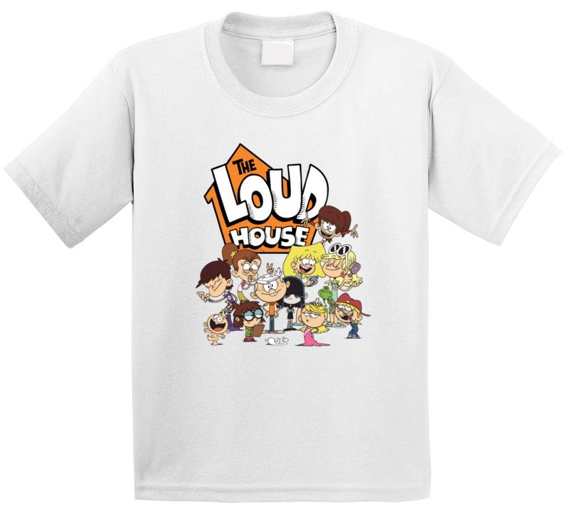 The Loud House Fan T Shirt