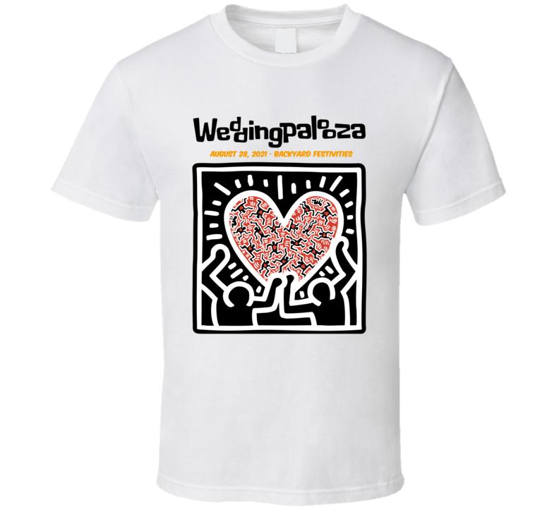 Weddingpalooza T Shirt