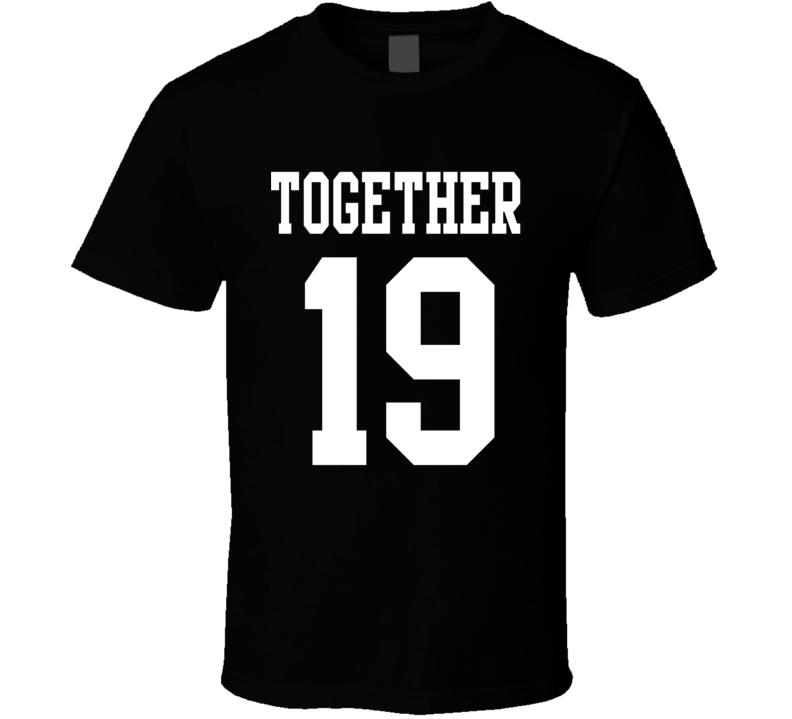 Together Since 1991 - Together T Shirt
