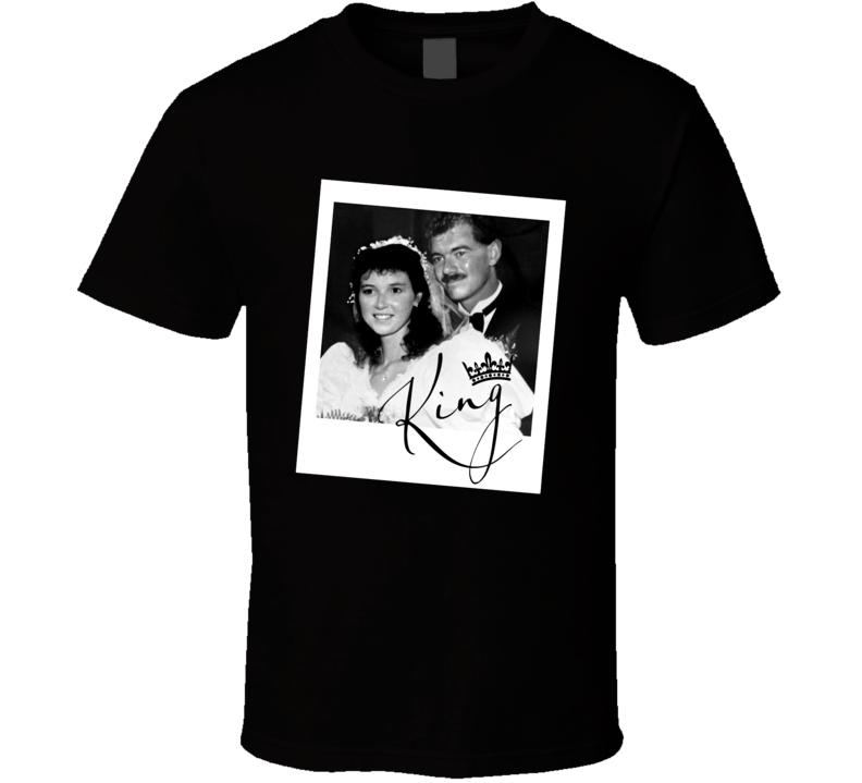 Wedding Anniversary Polaroid - King T Shirt