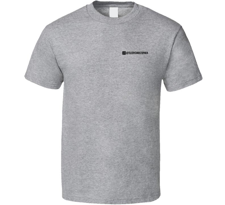 Tile By Christopher (breast Pocket) T Shirt