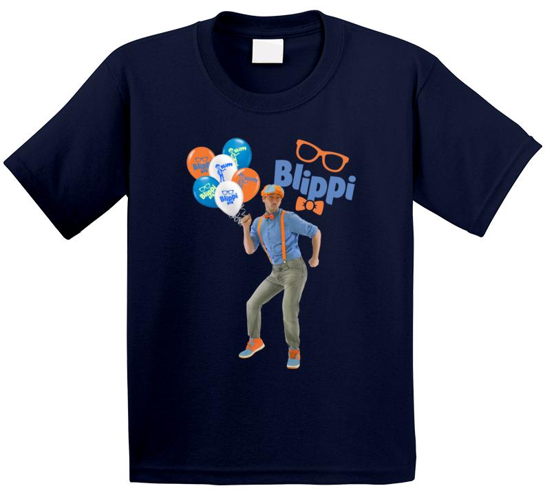 Blippi Birthday T Shirt