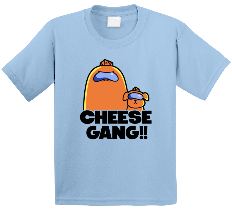 Mr. Cheese Gang T Shirt
