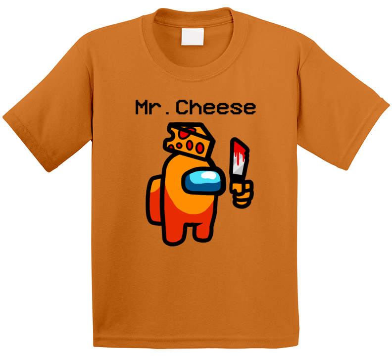 Mr. Cheese Fan T Shirt