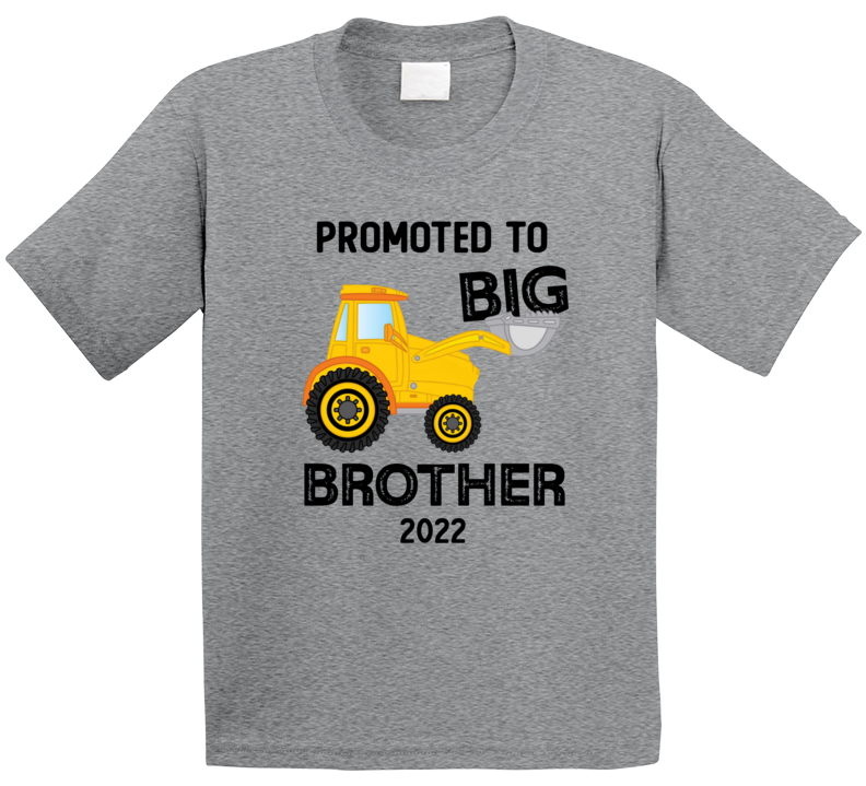 Promoted To Big Brother (customize Year) T Shirt