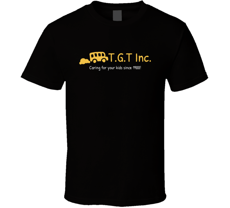 T. G. T Inc. Bus Transportation (full) T Shirt