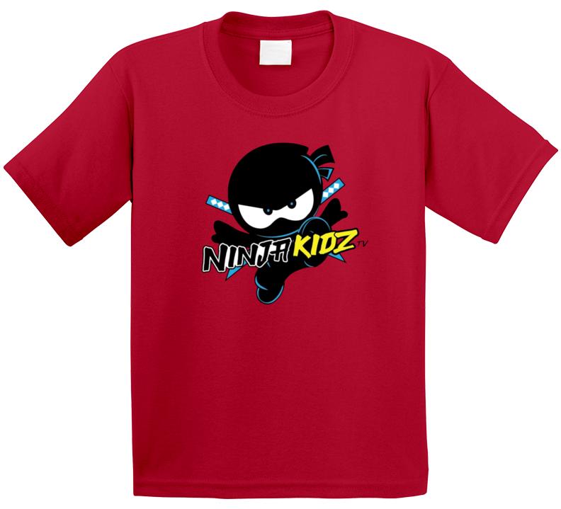 Ninja Kidz Fan T Shirt