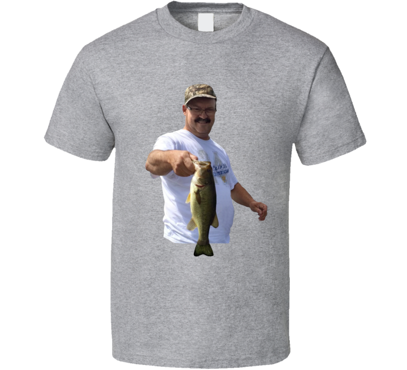 Bass Fisherman A T Shirt