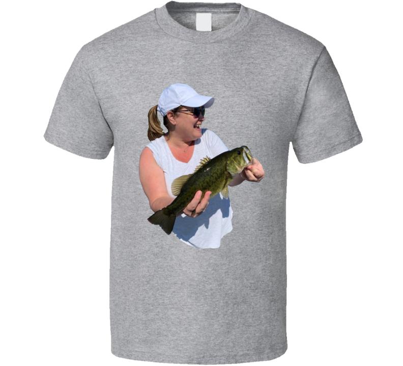 Bass Fisherman B T Shirt