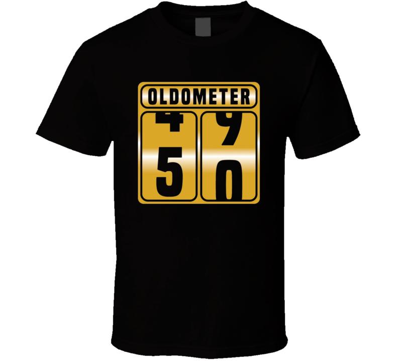 Oldometer T Shirt
