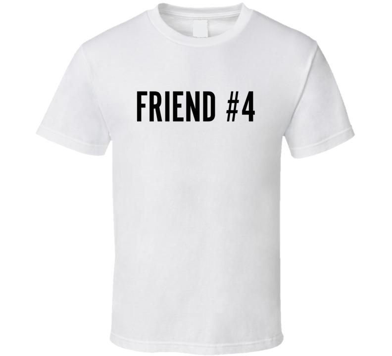 Scott's 50th - Friend #4 (back) T Shirt