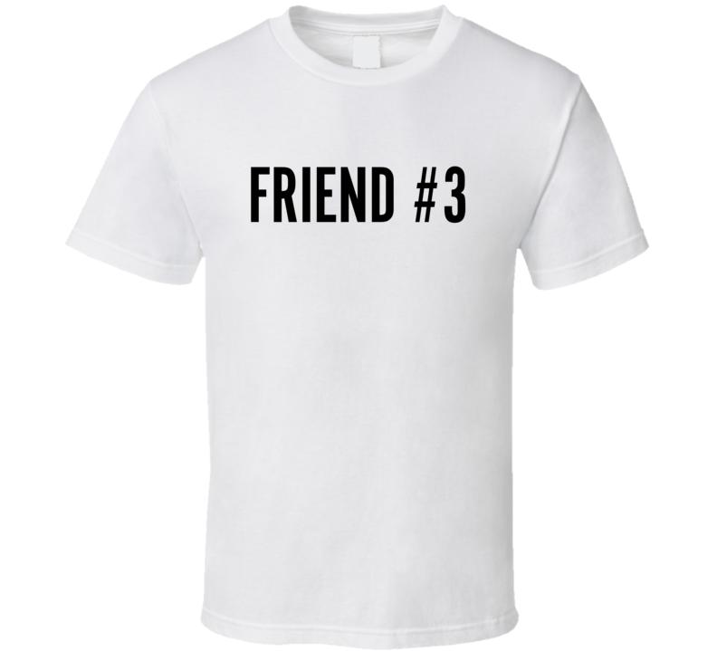 Scott's 50th - Friend #3 (back) T Shirt