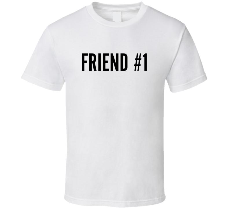 Scott's 50th - Friend #1 (back) T Shirt
