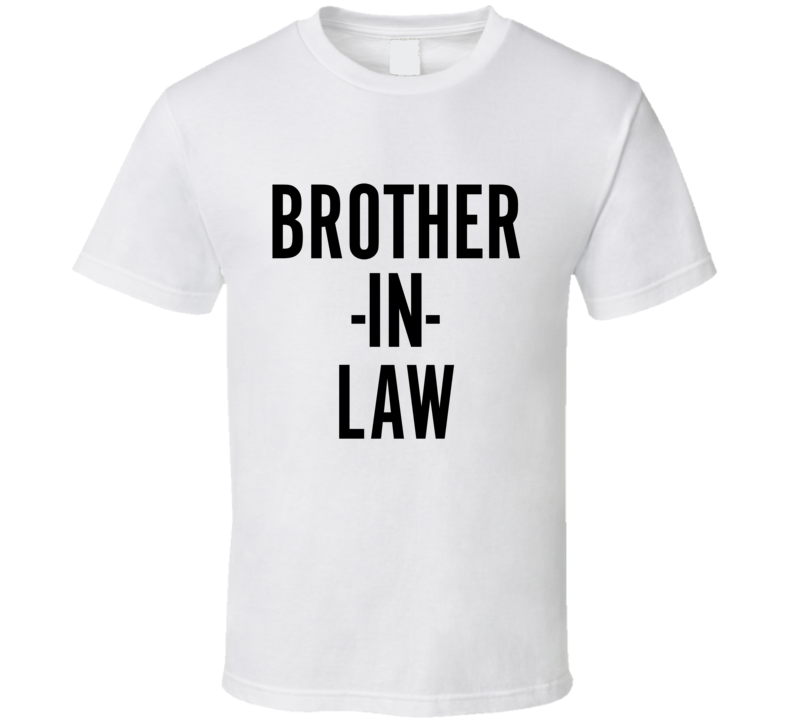 Scott's 50th - Brother-in-law (back) T Shirt