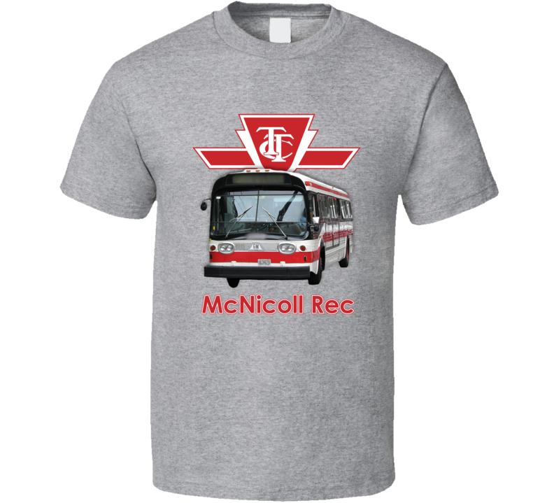 Mcnicoll Rec  T Shirt
