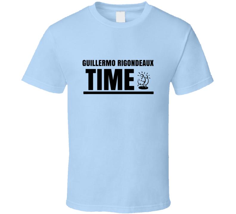 Guillermo Rigondeaux Time Boxer T Shirt