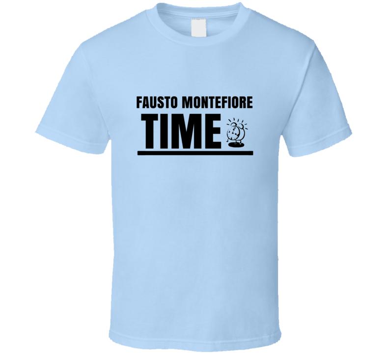 Fausto Montefiore Time Boxer T Shirt