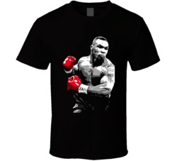 Mike Tyson Boxing Legend Retro Boxing T Shirt