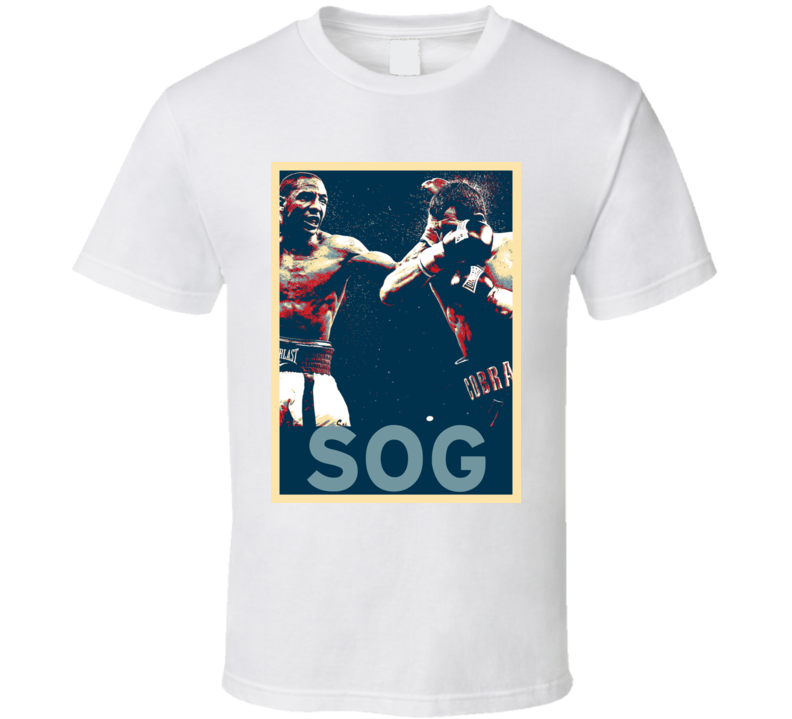 Andre Ward Son of God Hope Boxing T Shirt