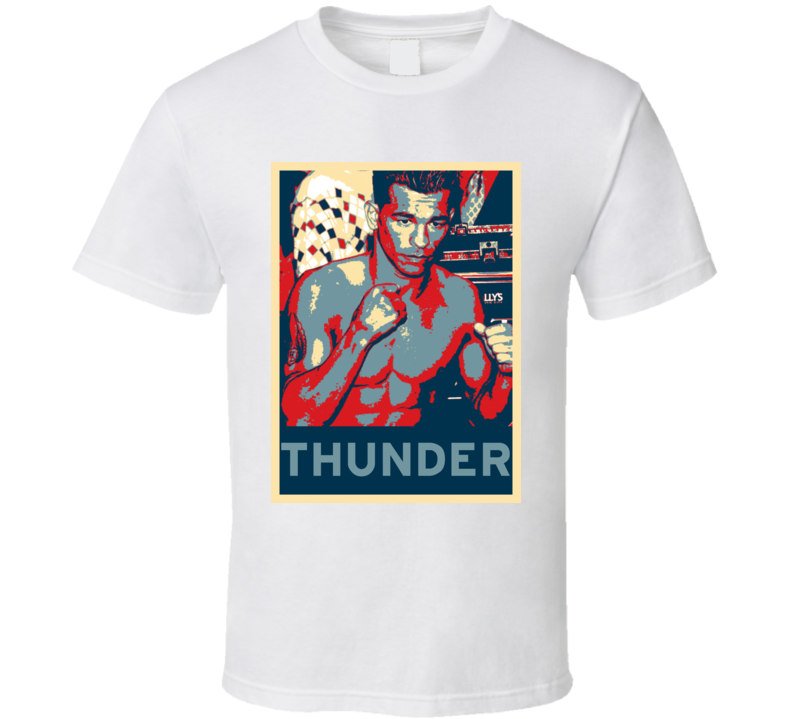 Arturo Gatti Thunder Hope Boxing T Shirt