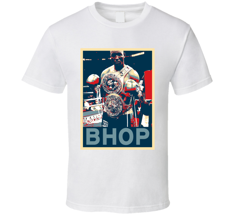 Bernard Hopkins Bhop The Executioner Hope Boxing T Shirt