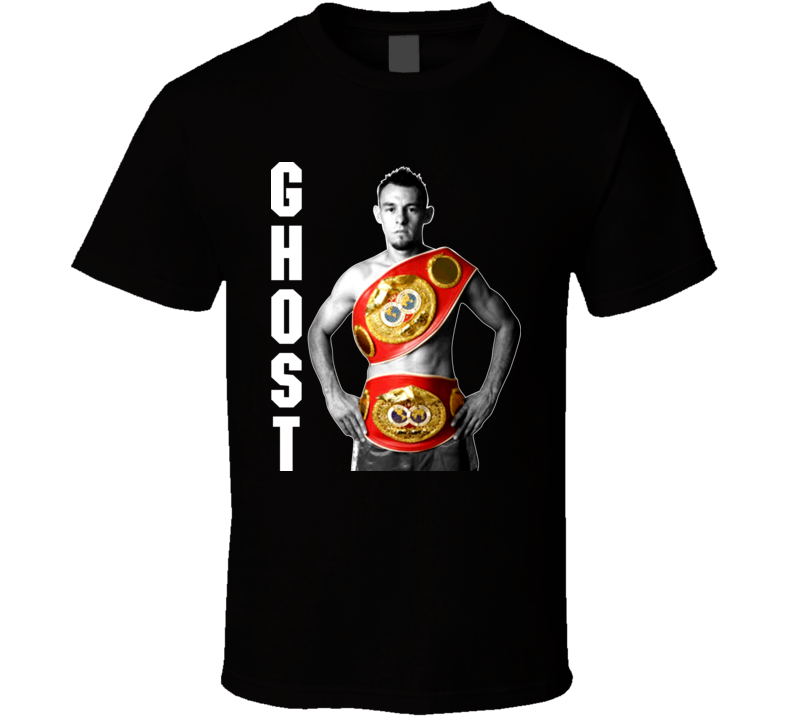 Robert The Ghost Guerrero Boxing T Shirt
