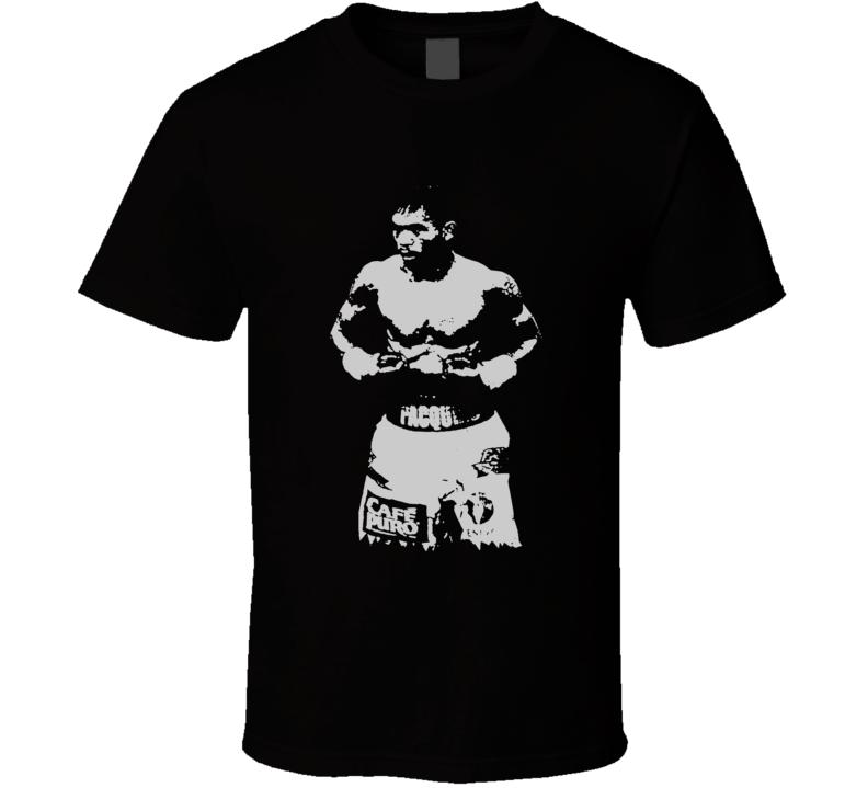 Manny Pacquiao Pac Man Retro Boxing T Shirt