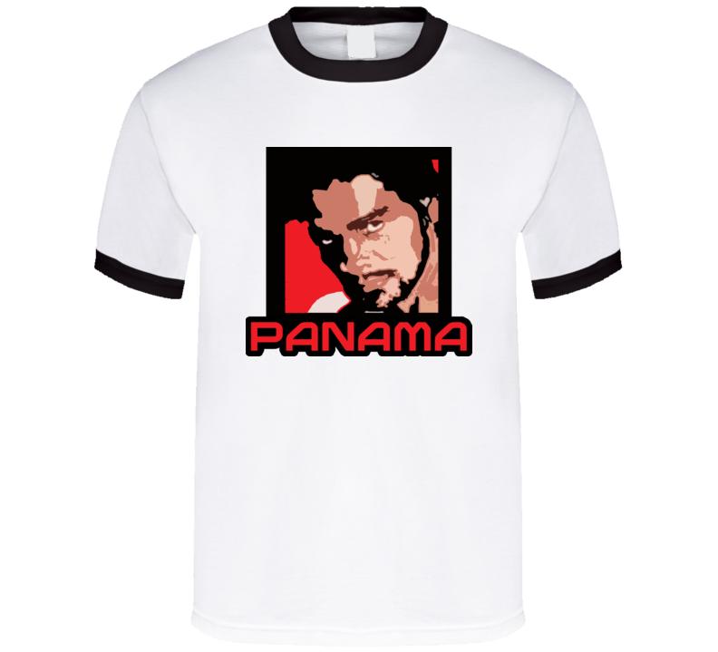 Roberto Duran Panama Boxing Legend Retro Boxing T Shirt