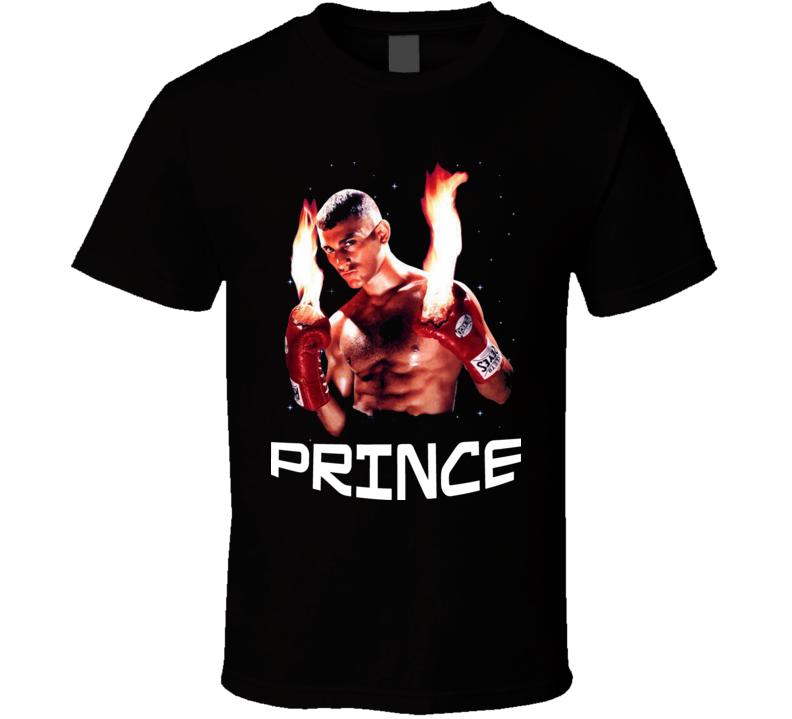Prince Naseem Hamed Boxing T Shirt