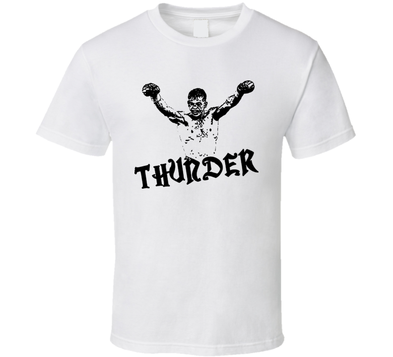 Arturo Gatti Thunder Boxing T Shirt
