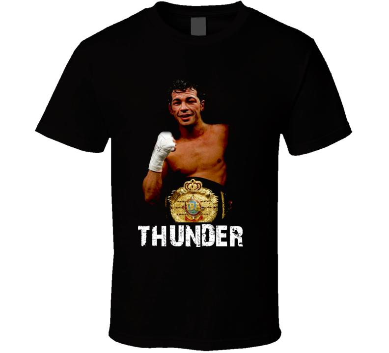 Arturo Gatti Thunder Champion Retro Boxing T Shirt
