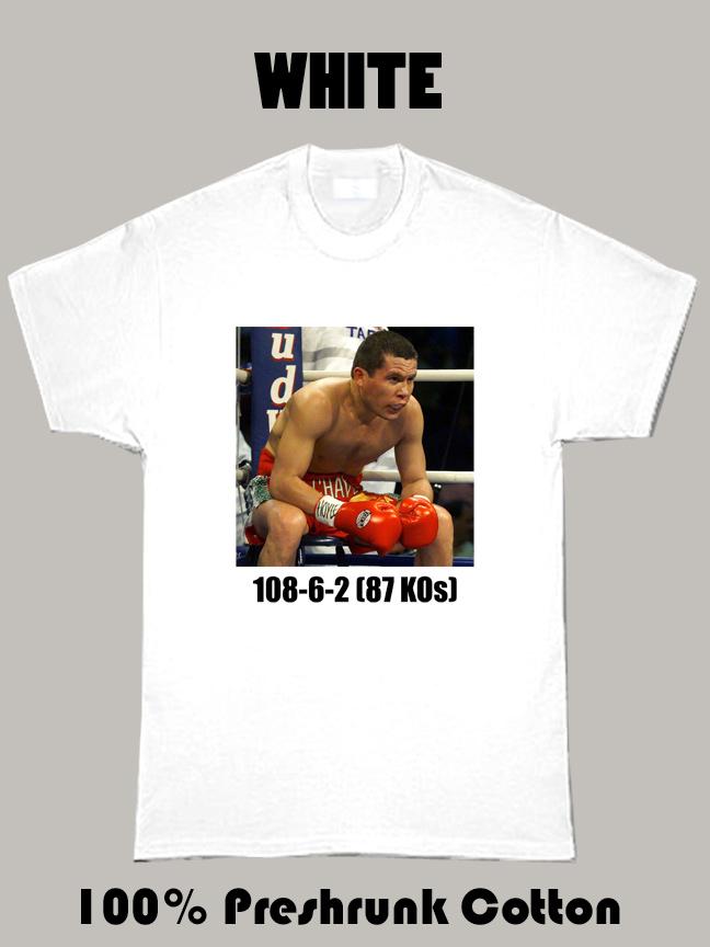 Julio Cesar Chavez Boxing Legend T Shirt