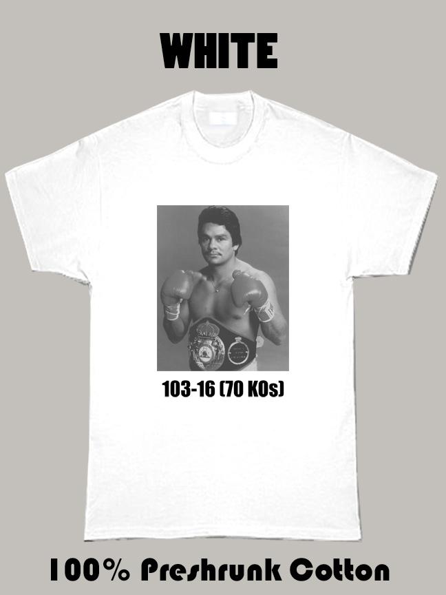 Roberto Duran Boxing Legend T Shirt