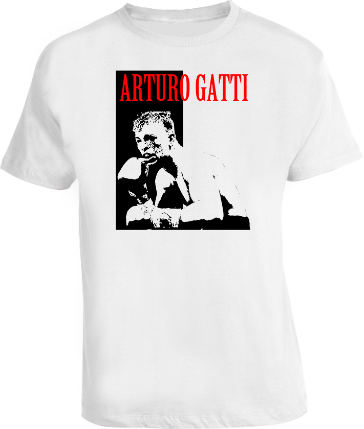 Arturo Gatti Thunder Boxing Legend Boxing T Shirt